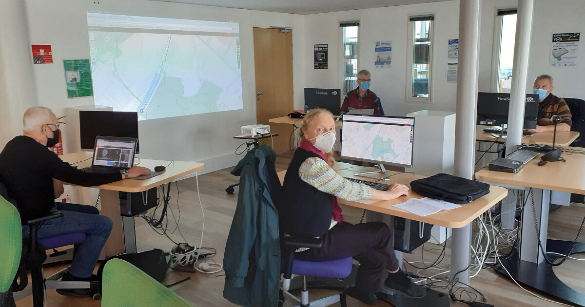 Atelier participatif cartographique